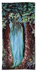 Virgin Forest Hand Towel