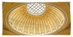 Virginia Capitol - Dome Profile Hand Towel