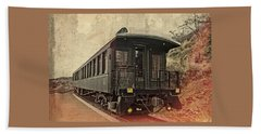 Virginia City Pullman Car Bath Towel