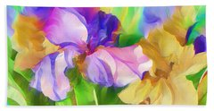 Voices Of Spring Bath Towel