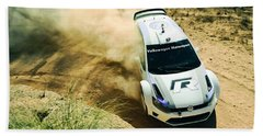 Volkswagen Polo Rally Hand Towel