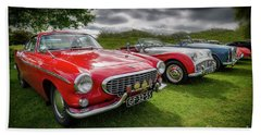 Volvo P1800 Coupe  Hand Towel