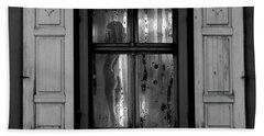 Voyeurism - Nude In Window Hand Towel