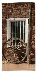 Wagon Wheel Hand Towel