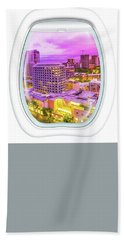 Waikiki Porthole Windows Hand Towel