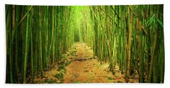 Waimoku Bamboo Forest Hand Towel