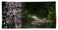 Walk In The Woods Hand Towel