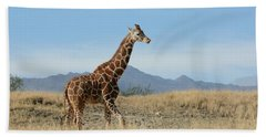 Walkabout 3 Hand Towel