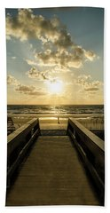 Walkway To The Beach Bath Towel