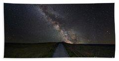 Walkway To The Stars Hand Towel