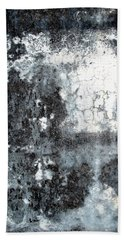 Wall Abstract 165 Hand Towel by Maria Huntley