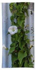 Wall Flower Bath Towel