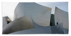 Walt Disney Concert Hall 11 Bath Towel