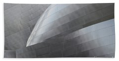 Walt Disney Concert Hall 12 Bath Towel