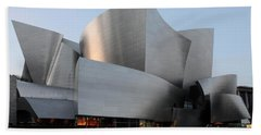 Walt Disney Concert Hall 17 Bath Towel