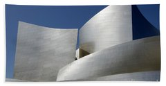 Walt Disney Concert Hall 40 Bath Towel