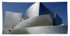 Walt Disney Concert Hall 45 Bath Towel