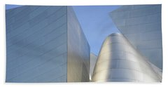 Walt Disney Concert Hall 7 Bath Towel