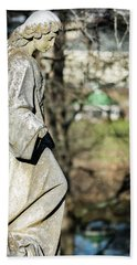 Wandering Lady Of Myrtle Hill Hand Towel