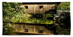 Warner Covered Bridge Hand Towel