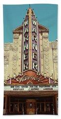 Warner Theatre, Erie, Pa Hand Towel