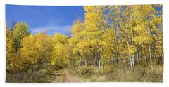 Wasatch Fall Hand Towel
