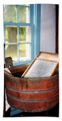 Washboard Bath Towel