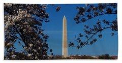 Washington Monument Hand Towel
