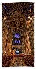 Washington National Cathedral Crossing Hand Towel
