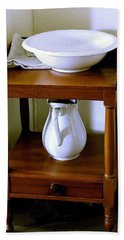 Washstand Bath Towel