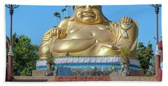 Wat Piyaram Wealth Luck Buddha Shrine Dthcm1233 Hand Towel