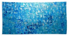 Water And Light 2016 Bath Towel