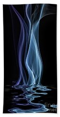 Water Dance Bath Towel