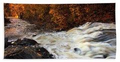 Water Dances Hand Towel by Neil Shapiro
