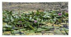 Water Lilies At Giverny - 5 Bath Towel