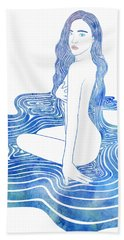 Water Nymph Cii Hand Towel