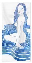 Water Nymph Cii Bath Towel
