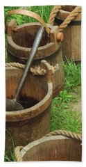 Water Pails Hand Towel