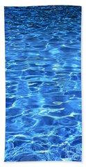 Water Shadows Hand Towel