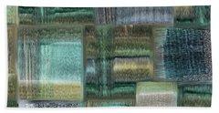 Watercolor 02 Bath Towel