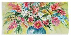 Watercolor Series 58 Hand Towel