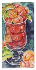 Watercolor Series No. 214 Bath Towel