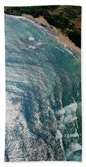 Watercolros Bath Towel