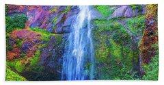 Waterfall 1 Bath Towel