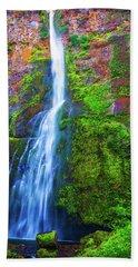 Waterfall 2 Bath Towel