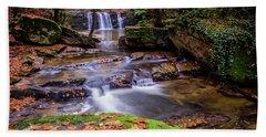 Waterfall-2 Bath Towel