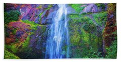 Waterfall 3 Bath Towel