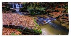 Waterfall-3 Bath Towel