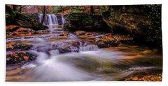 Waterfall-9 Hand Towel