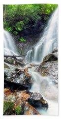 Waterfall Silence Bath Towel
